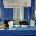 SIMA Snow and Ice Symposium, snow markers and driveway stakes