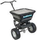 best walk behind salt spreader on the market